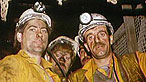 Coal miners in the 1980s