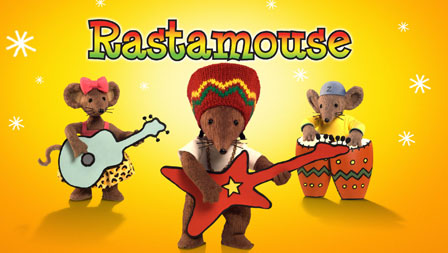 "Rastamouse and the Easy Crew return to make more ""bad tings good"""