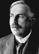 Lord Ernest Rutherford, c.1920