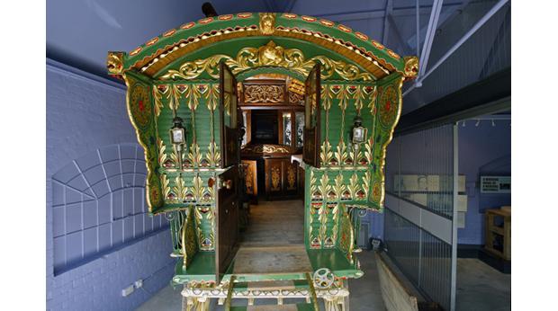 Romany Gypsy Ledge wagon  PLANS