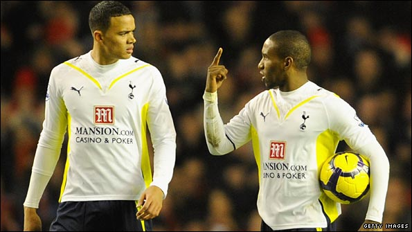 Jenas and Defoe discuss what went wrong at Anfield