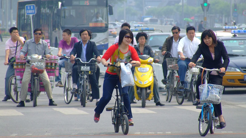 Image result for china beijing people