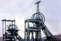 South Wales colliery