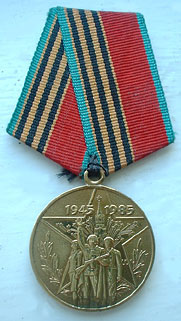 Arctic Medal awarded to William Byers