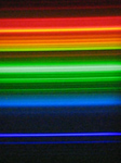 Fluorescent spectra. © DIFFER. Credit: Mark Tiele Westra
