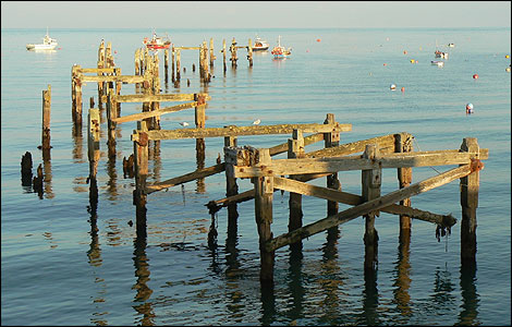 Old Pier, Swanage - Jonathan Bowles