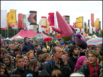 WOMAD in 2007