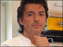 Celebrity Chef Jean Christophe Novelli
