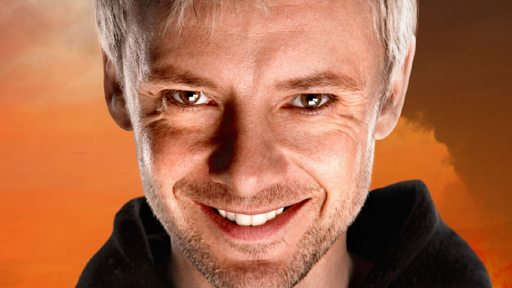 Day Twenty Eight! The Big Questions, With John Simm