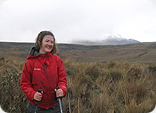Julie in the Andes