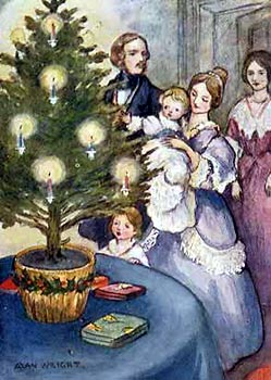 The First Christmas.Bbc History British History In Depth Ten Ages Of Christmas