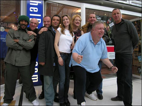BBC - Wiltshire - People - When the Starbug crew came to town