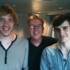 Lucas and Matt from Spring Offensive with Tom