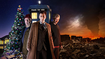Doctor Who: The End Of Time (image: BBC/Adrian Rogers)