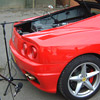 Recording the sound of a Ferrari