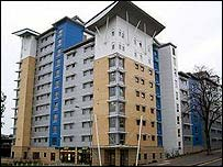 Opal Court in Leicester