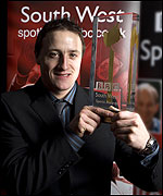 Chris Harris, 2007 Sports Personality of the Year