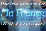 Download Ma France Unit 3 suggested activities