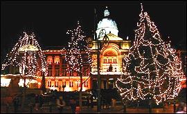 Birmingham Christmas Lights.Bbc Birmingham Features Christmas In Birmingham