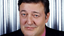 Actor, author and presenter Stephen Fry