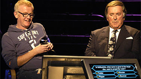 Chris And Terry on Who Wants To Be A Millionaire?