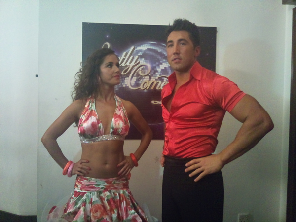 Gavin Henson and Katya Virshilas