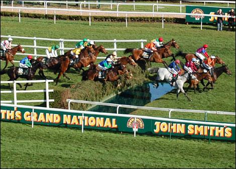 grand national liverpool