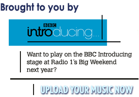 Brought to you by BBC Introducing