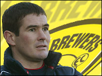 Nigel Clough | Brewers