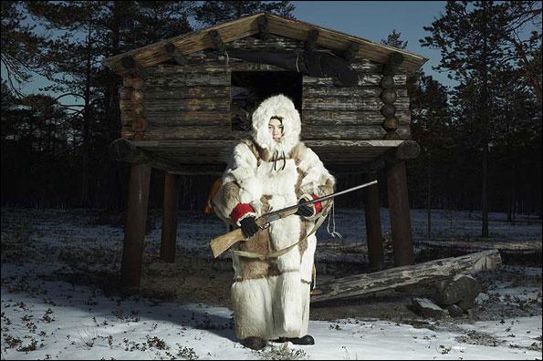 охота и рыбалка народов крайнего севера видео