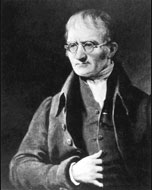 How did john dalton use the scientific method to discover new elements?