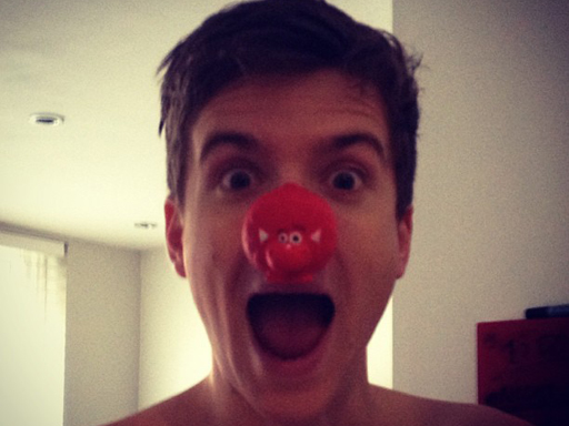 Greg Red Nose