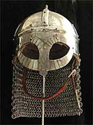 Image for a replica Viking helmet