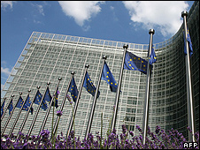 Berlaymont building - European Commission HQ