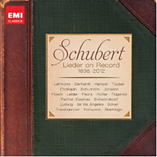 Review of Lieder on Record 1898-2012