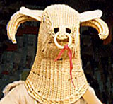 Irish mummer (member of The Armagh Rhymers)