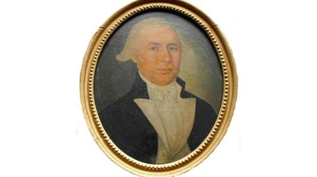 Painting of Captain John Marshall