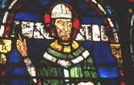 What is the relationship between Henry II and thomas becket ?