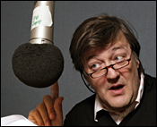 Stephen Fry. BBC RADIO 4 21.12.05 Book of the Week: Lost Worlds. Stephen Fry reads from Michael Bywater's compendium of things that have been lost.