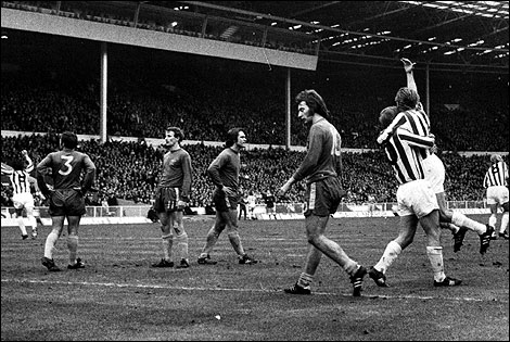 Remember 1972: Stoke aim to beat Chelsea in another famous cup giant killing