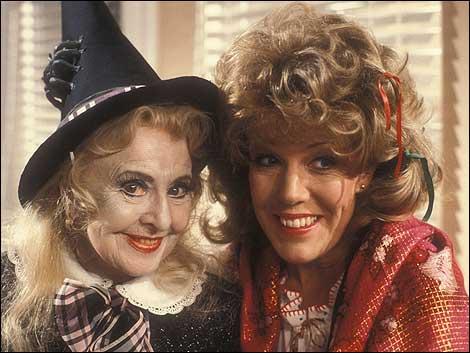 Molly Weir as McWitch, Sue Nicholls as Miss Popov.