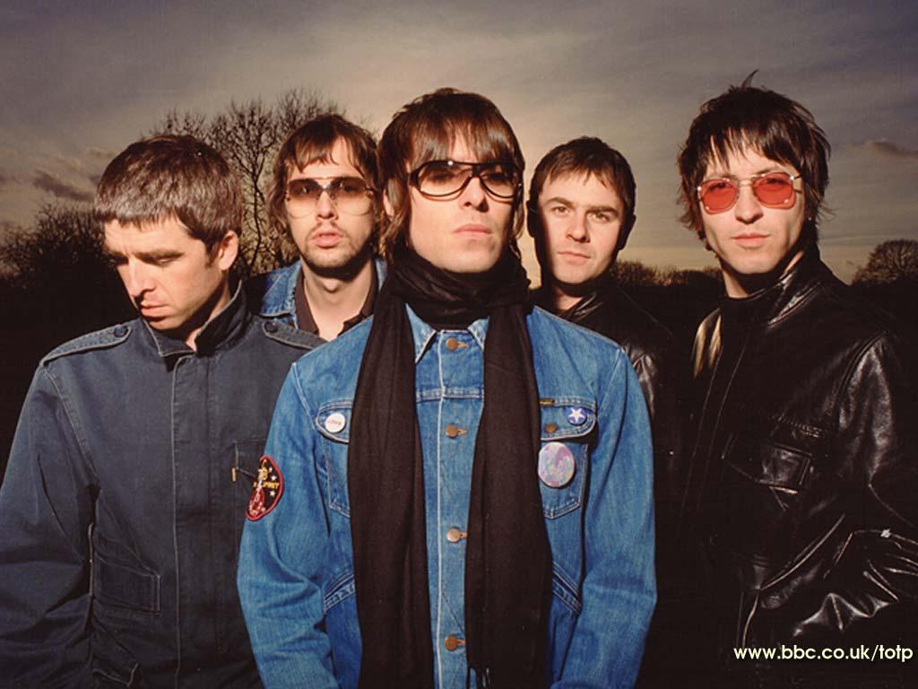 BBC - Top of the Pops - Pop Wallpaper Oasis Band Wallpaper