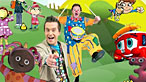 CBeebies characters