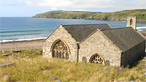 St. Hywyn's church, Aberdaron