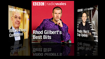 Images of BBC Radio Wales podcasts