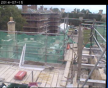Live Lincoln Castle Webcam
