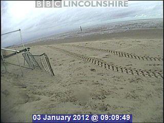 Live Donna Nook Seals WebCam