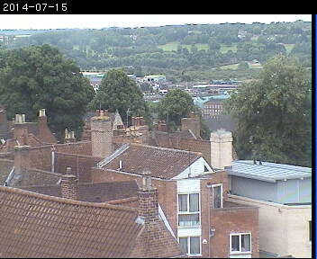Live Lincoln Webcam