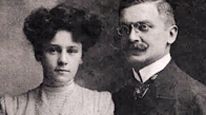 Ali Kamal and his wife Winifred
