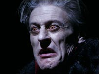 Richard Bremmer as Dracula (C) Nobby Clark